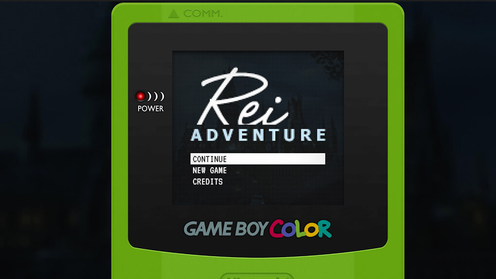 Rei Adventure Screenshot